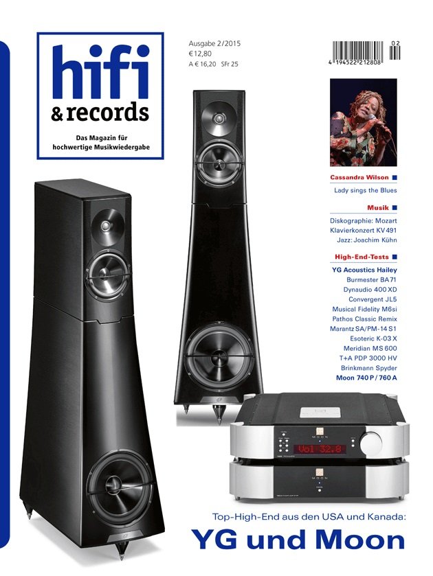 Hifi und Records cover